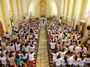 Paróquia Arcanjo Gabriel - São Gabriel da Palha
